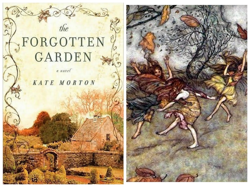 Forgotten Garden by: Kate Morton Book Review