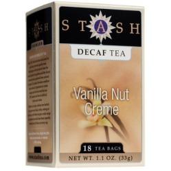 Stash Vanilla Nut Creme box