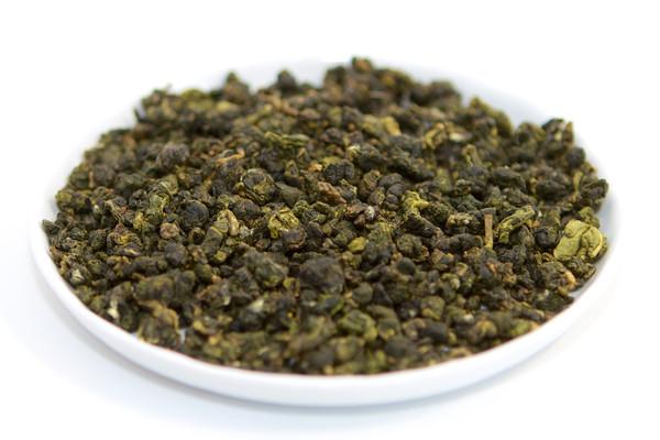 Tea Time at Reverie: Yezi Tea's Da Yu Ling Oolong Tea (2/2)