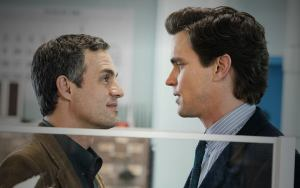 Mark Ruffalo and Matt Bomer co-star in 'The Normal Heart'.