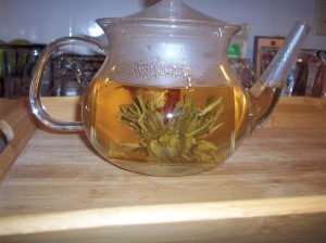 Brewing Oriental Beauty at home / Photo courtesy of Sara Letourneau